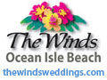 The Winds Resort Beach Club Ocean Isle/Sunset/Holden Wedding Planning